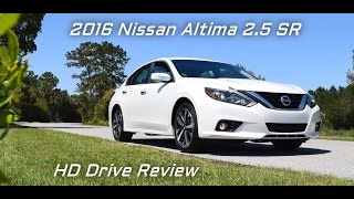 Nissan Altima SR 2016 Videos