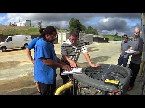 9-12-17 A Day in the Life of an HVAC Entrepreneur Episode 7 David Cameron HVACR Training Recap