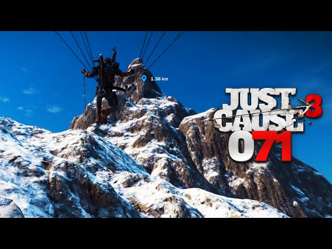 JUST CAUSE 3 [071] - On Top of the World ★ Let's Play Just Cause 3