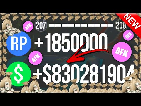 The $8,000,000 AFK Playlist Is Here! (GTA 5 MONEY METHOD) SOLO GTA MONEY METHOD (Unlimited Money)