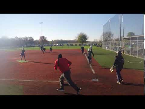 Ohio Mojo vs Ohio Classics 03 - Gracey McCullough hit