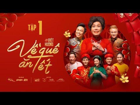 Xem phim Về quê ăn tết - Hài Tết Việt Hương 2021 | Về Quê Ăn Tết - Tập 1 | Hoài Tâm, Hữu Tín, Tuấn Kiệt