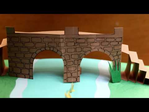 3D pop up rhymes book
