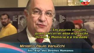Exposição Ditadura Militar no Brasil (1964-1985)