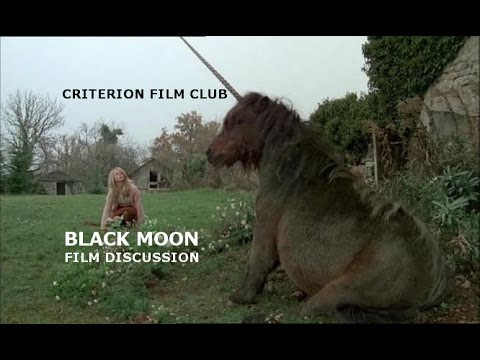 Film Discussion  Black Moon By Louis Malle