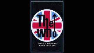 The Who- Teenage Wasteland (Endless & Pinto Remix).mov