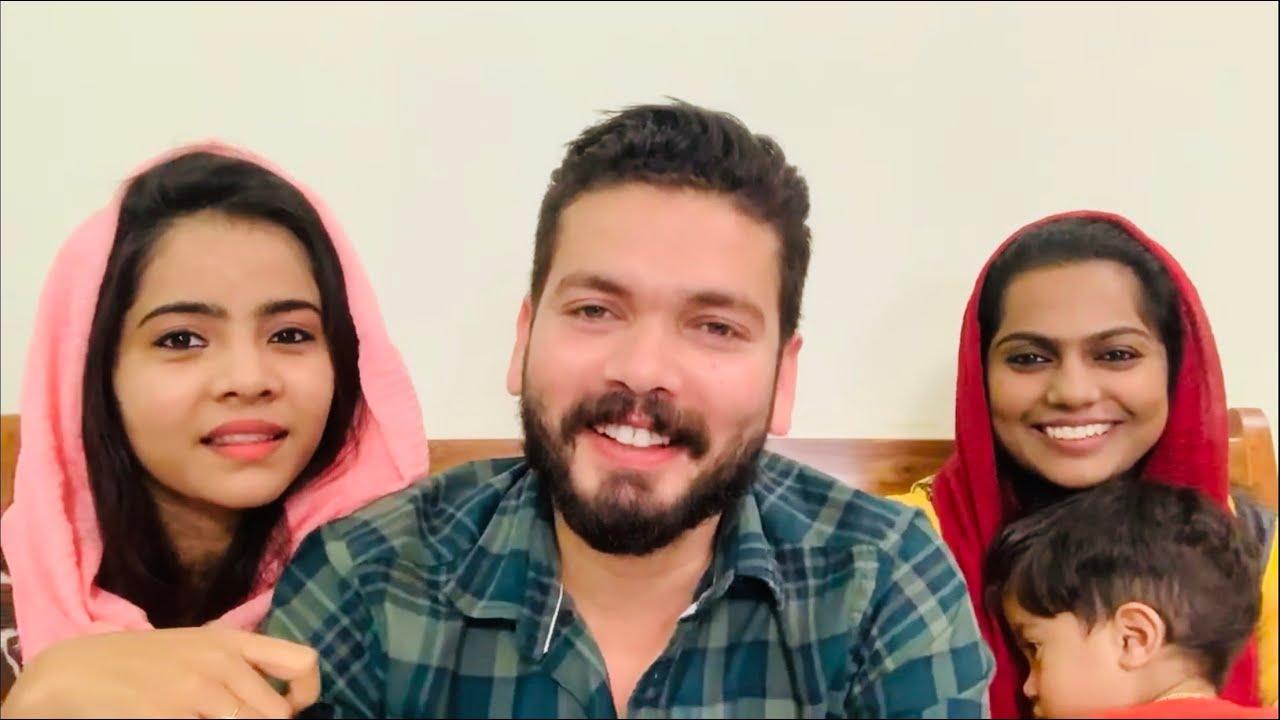 Reacting To Mean Comments | Basheer Bashi & Family | On Live | Mashura |  Suhana - YouTube