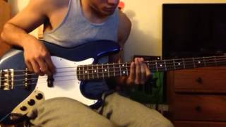 Faces - Glad and Sorry Bass Cover