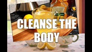 Cleanse the body LEMON AND GINGER | IN THE MORNING DETOX TEA