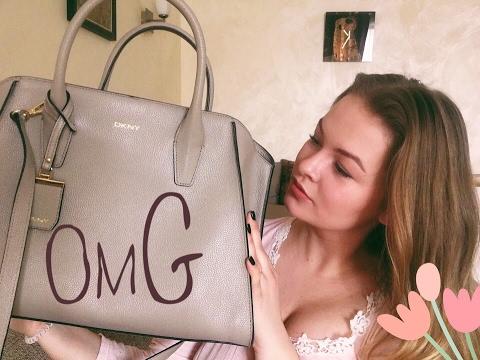 ЧТО В МОЕЙ СУМКЕ? WHAT'S IN MY BAG?