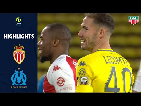 Monaco Marseille Goals And Highlights