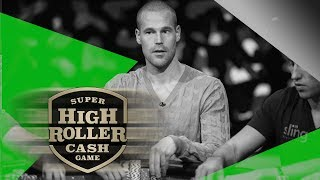 Super High Roller Cash Game | Episode 8 | PokerGO