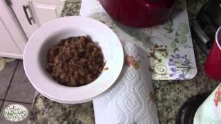 10 Hr 16  Bean Soup