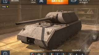 World Of Tanks Blitz - Maus Gameplay