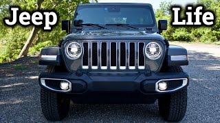 Full Review: Is the 2020 Jeep Wrangler Unlimited the ULTIMATE Lifestyle Vehicle of 2020?
