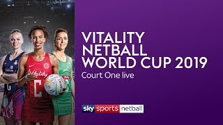 LIVE! Netball World Cup | Jamaica vs England