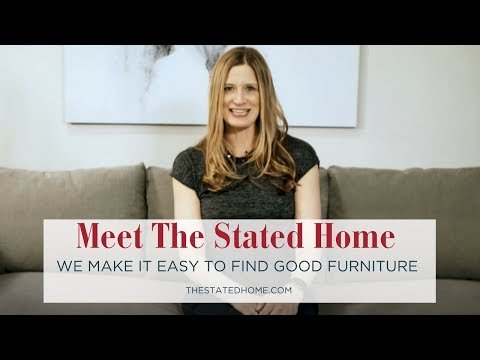 The Stated Home: American Made Furniture & Goods