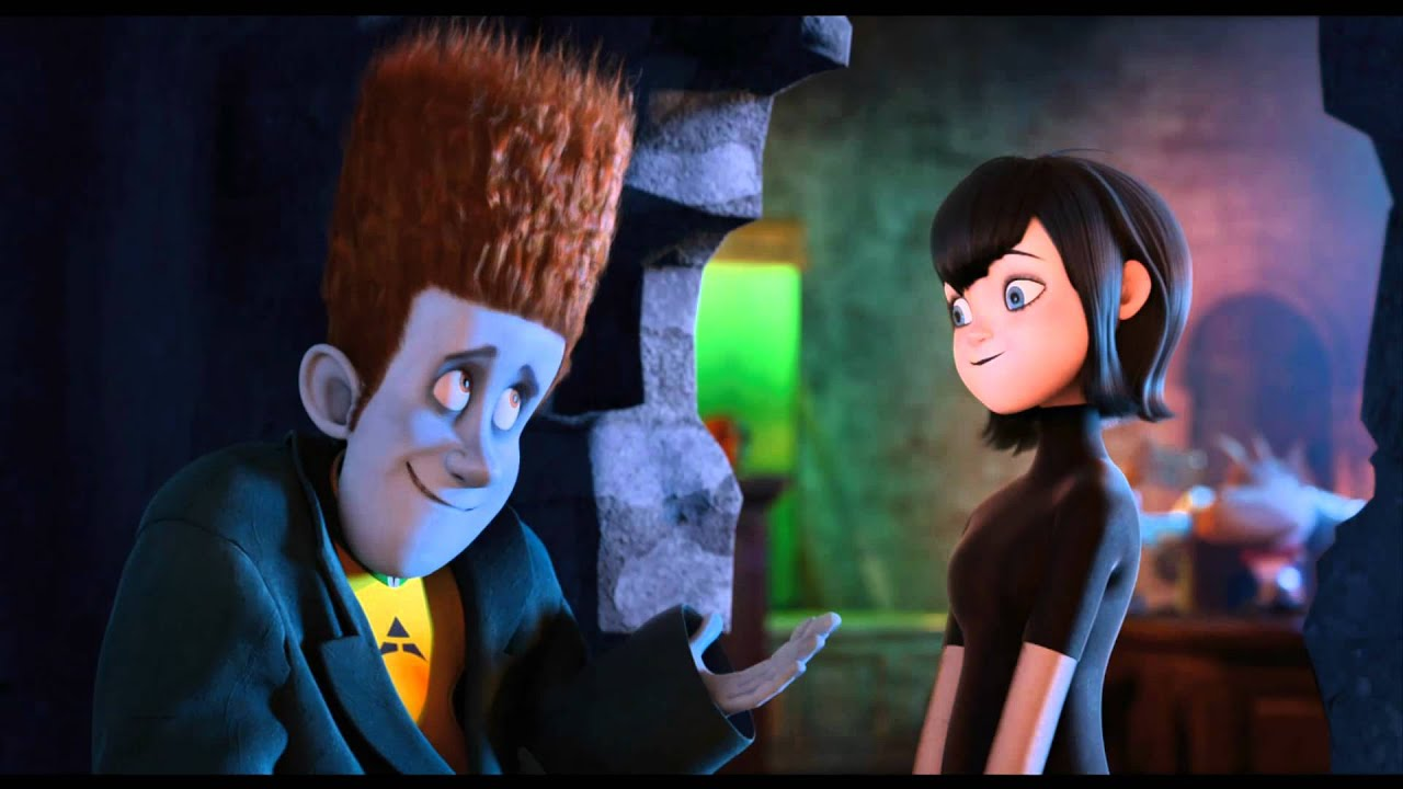 Hotel Transylvania Trailer 2 Official 2012 1080 Hd