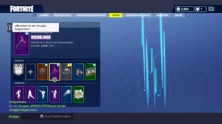 Fortnite Birthday Special zocken with the free skins !!!