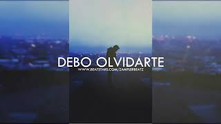 """Debo Olvidarte"" - Instrumental De Rap Triste 2020 (Sad Piano) // Prod By Zampler Beatz"