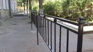 видео Ограждение балкона