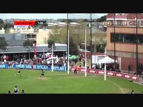 EDFL 2013 Premier Div Grand Final - Aberfeldie v Greenvale