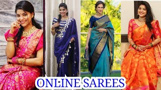 MY ONLINE SAREE COLLECTION TRUSTABLE OR NOT ABHIKSHA