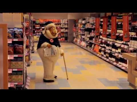 The Wombles spotted in Waitrose