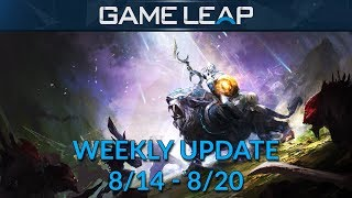 Anti-Mage, Windranger and More | Weekly Prophecy #16 | GameLeap