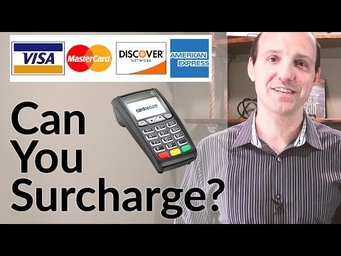 Merchant Surcharge Fee