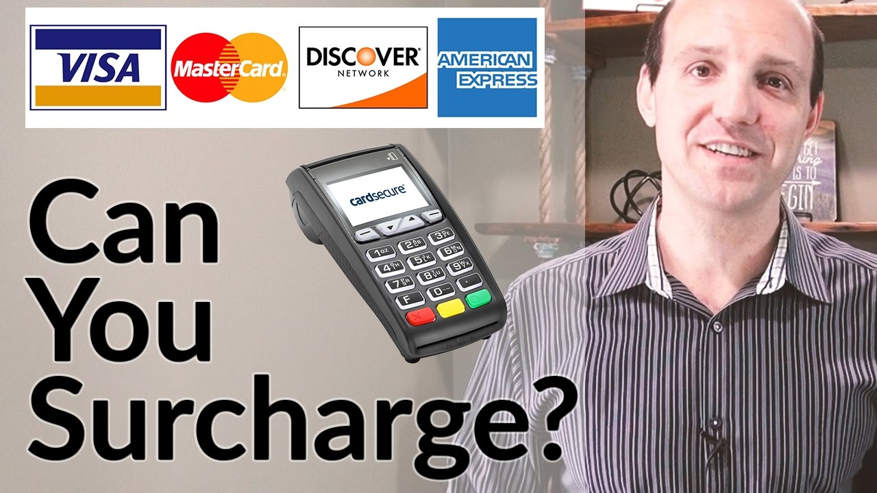 Merchant Surcharge Fee - Can You Charge A Convenience Fee on Credit ...