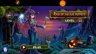 Sinister Tales Halloween 2018 Rage Of The Evil Puppets Level 23 Walkthrough ENA
