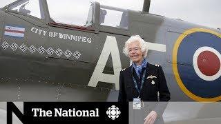 Mary Ellis, famed Second World War pilot, dead at age 101