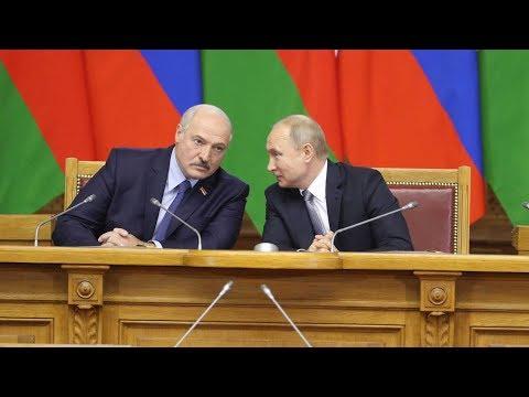Лукашенко - Путину: Нужно снять все проблемные вопросы в отношениях Беларуси и России / Интеграция