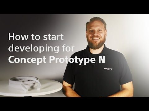 How to start developing for Concept Prototype N