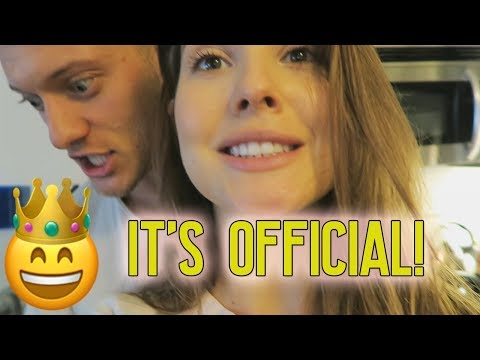 Thumbnail: WE HAVE AN ANNOUNCEMENT! | Amanda Cerny