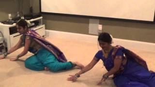 Mala Jau Dyana Ghari - Lavni Dance