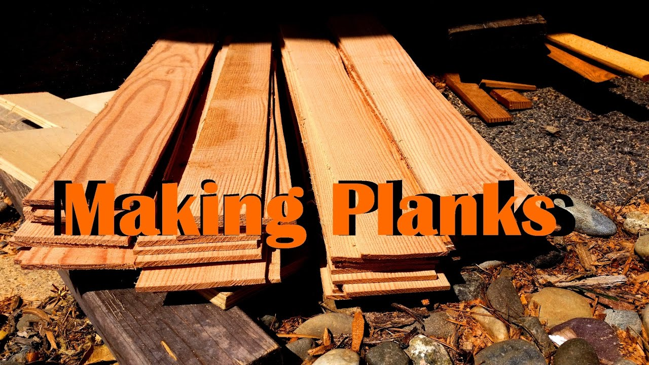 how to make boat planking boards out of a 2x12 youtube