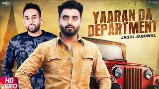 Yaaran Da Department (Jaggi Jagowal) Mp3 Song Download