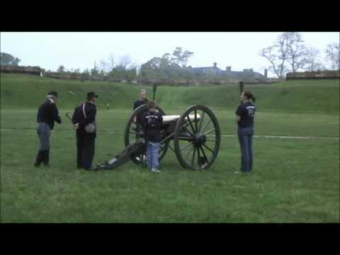 Evening Cannon   Endeavour Middle School