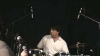 [2008-06-10] Riccardo Paio - Drum solo from SMM Live! - Villa Estense