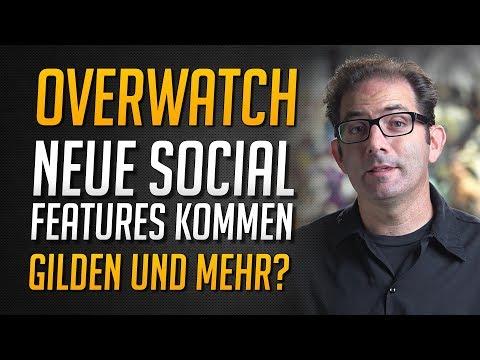 KOMMEN GILDEN IN OVERWATCH? | Jeff Kaplan Interview über LFG und Social Features ★ Overwatch Deutsch thumbnail