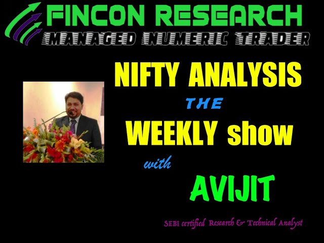 FINCON RESEARCH || NIFTY ANALYSIS || WEEKLY SHOW || (4th - 8th May 2020)