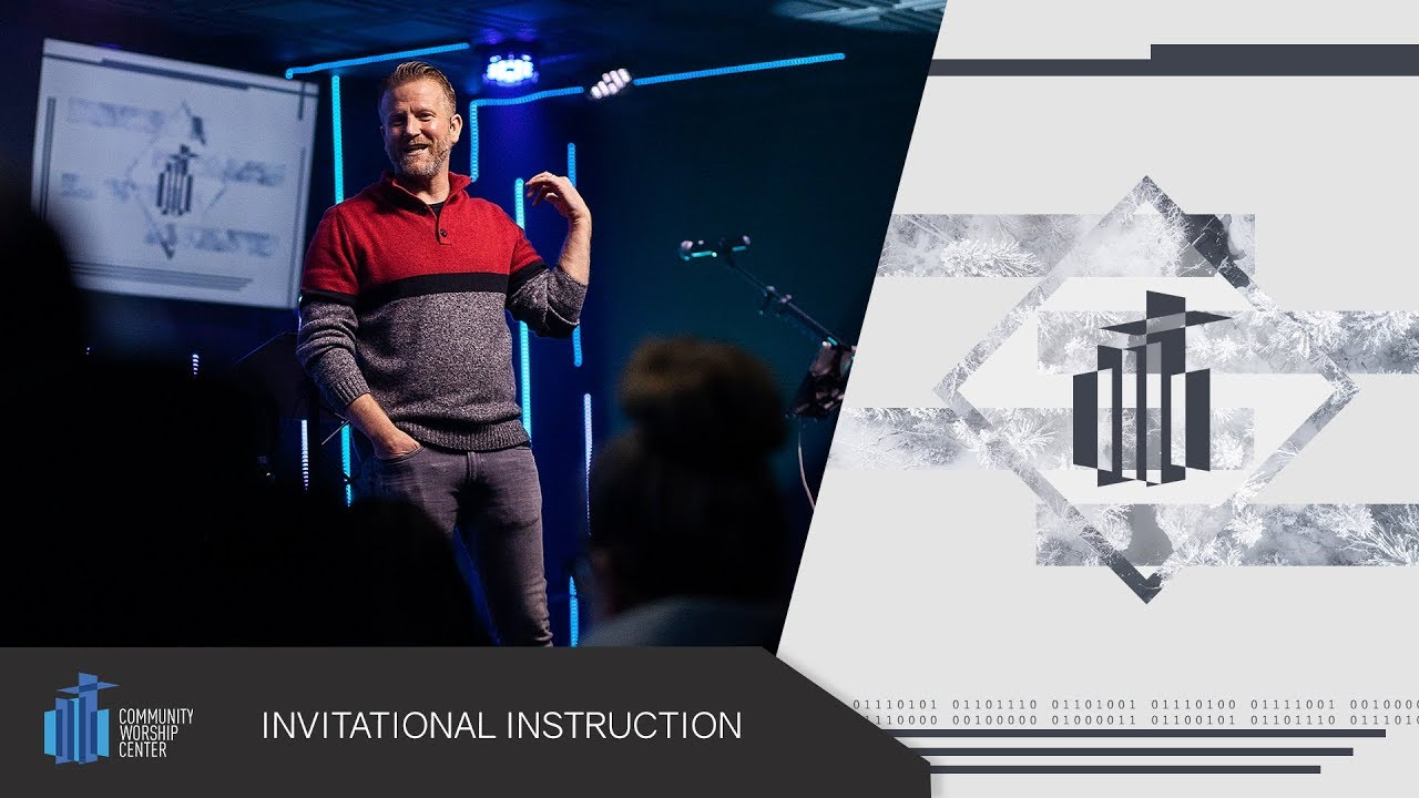 Invitational Instruction | Pastor Keith Deal