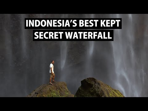 Tumpak Sewu Waterfall- Java's best kept secret | Indonesia Ep 7