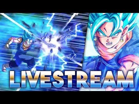 LR VEGITO BLUE IS FINALLY HERE! THE LAST POTARA MEDAL GRIND!  (DBZ: Dokkan Battle)