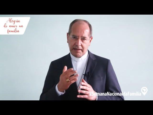 Dom Walmor Oliveira de Azevedo | Semana Nacional da Família 2021