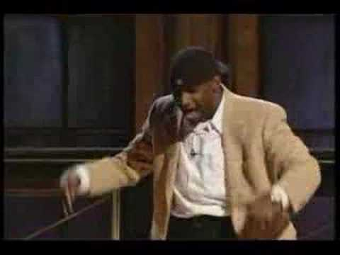 Def Poetry - Julian Curry - Niggers Niggas & Niggaz