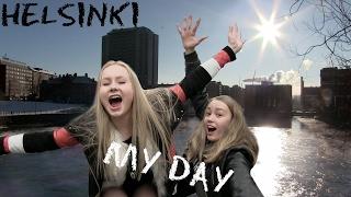 REISSUTYTÖT HELSINGISSÄ  | my day
