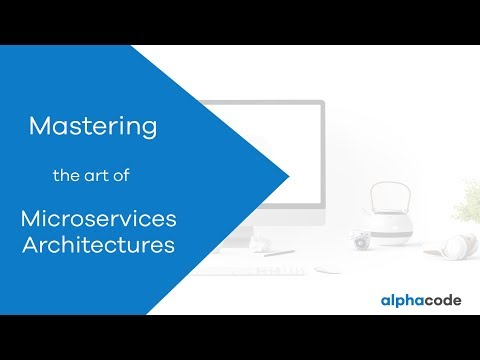 1. Mastering the art of designing Microservices Architecture - Introduction